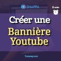 Bannière Youtube FaceBook