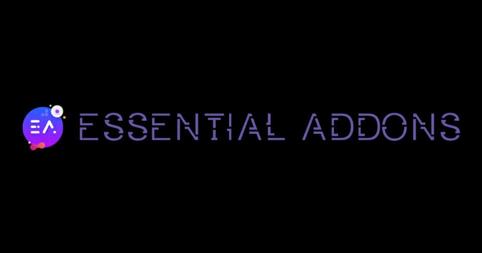 Logo Essential Addons